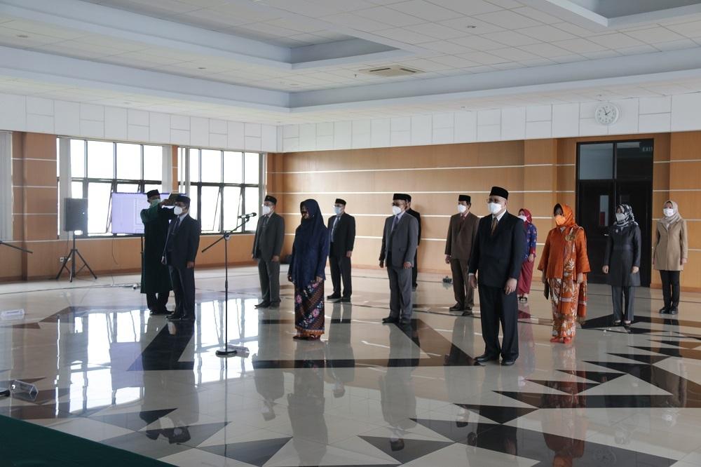Pemimpin Baru di lingkungan FPTK UPI Periode 2021-2025