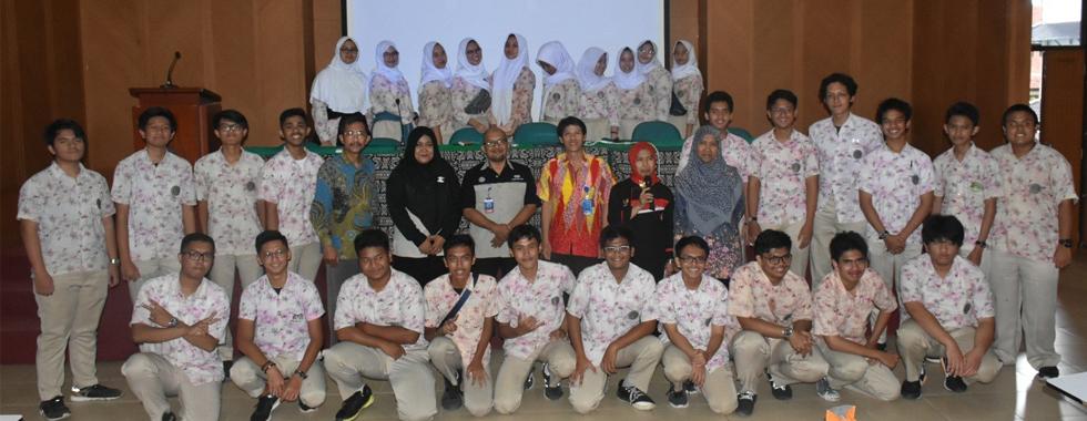 FPTK UPI Terima Kunjungan dari SMA Bina Insani Bogor