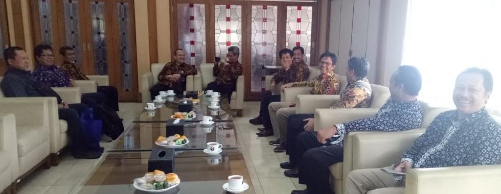Visitasi Akreditasi Prodi Teknik Mesin D3 FPTK UPI