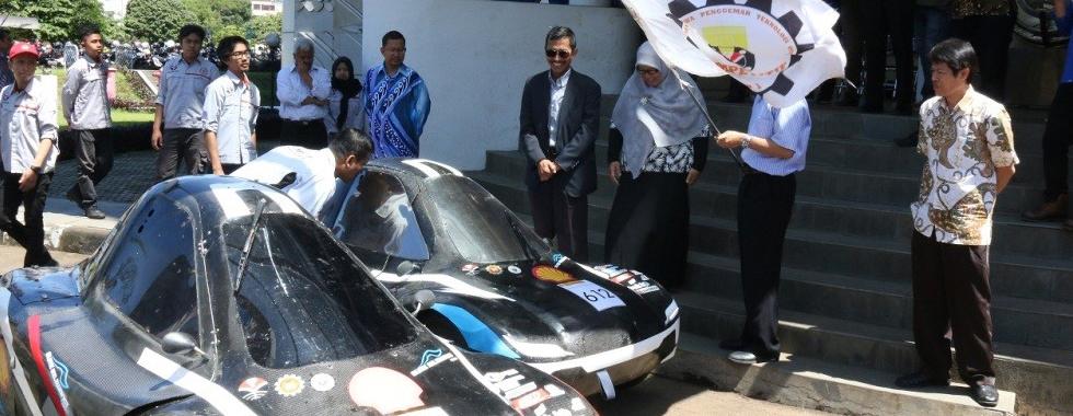 Turangga Cheta EV7 Urban Concept Battery Electric, Siap Raih Podium