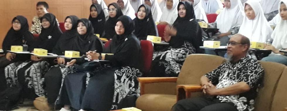 SMAIT Harapan Umat Lakukan Kunjungan Akademik Ke FPTK UPI