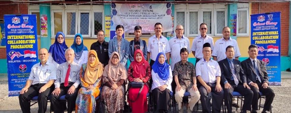 Departemen Pendidikan Teknik Elektro Fakultas Pendidikan Teknologi dan Kejuruan Universitas Pendidikan Indonesia mengadakan International Collaboration Programme dengan KVTAA, Malaysia