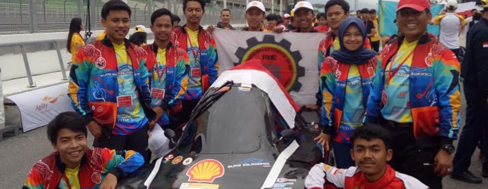Tim Bumi Siliwangi UPI Juara 3 Asia