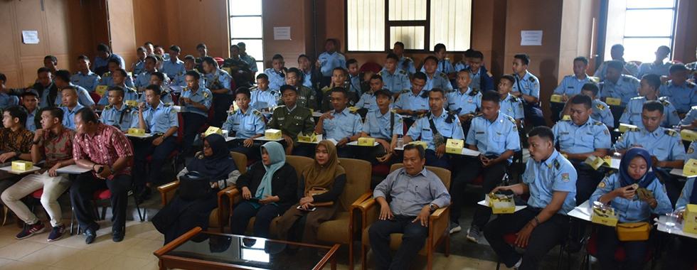 SMKN 12 Tangerang Kunjungi FPTK UPI untuk Pembekalan Studi Lanjut