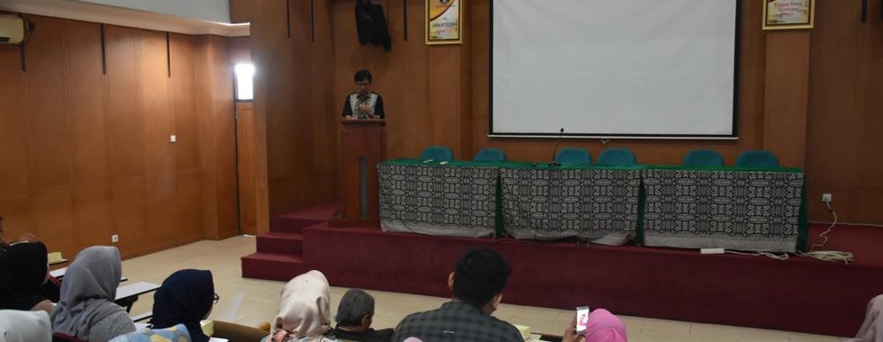 Bimbingan Karir dan Wisuda Gelombang II FPTK UPI Tahun 2019