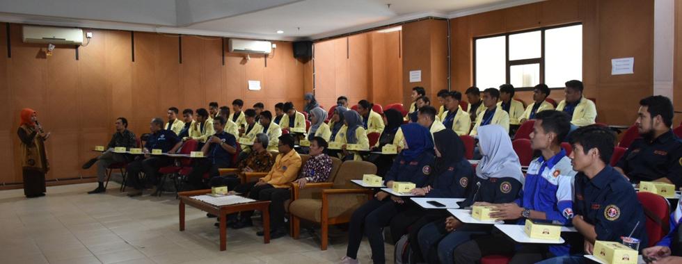 FPTK UPI Terima Kunjungan Study Banding Mahasiswa Jurusan Teknik Mesin Fakultas Teknik Universitas Negeri Padang