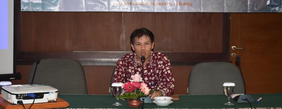 FPTK UPI Selenggarakan Workshop Review dan Penyusunan SER AQAS 2019