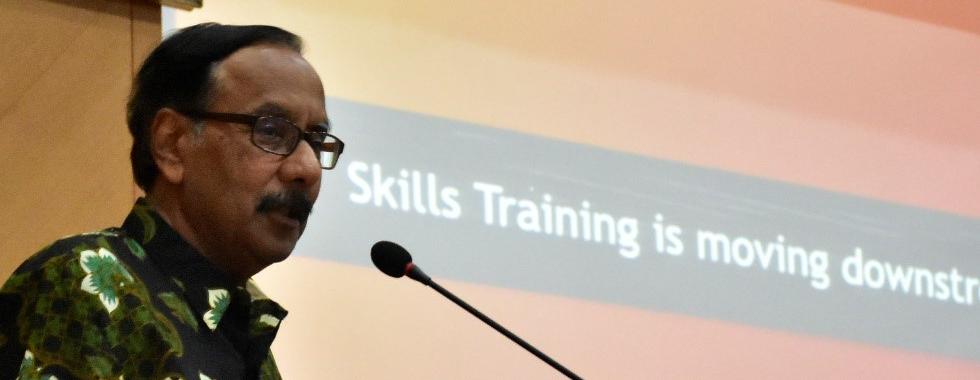 FPTK UPI Gelar Public Lecture dengan tema UPI Development for Center of Excellence on Vocational Education