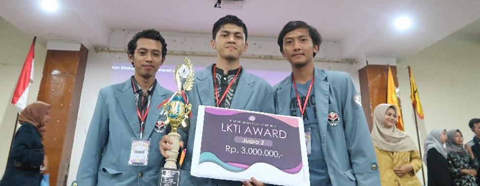 UKM LEPPIM UPI Juara II di Soedirman Scientific Competition 2019