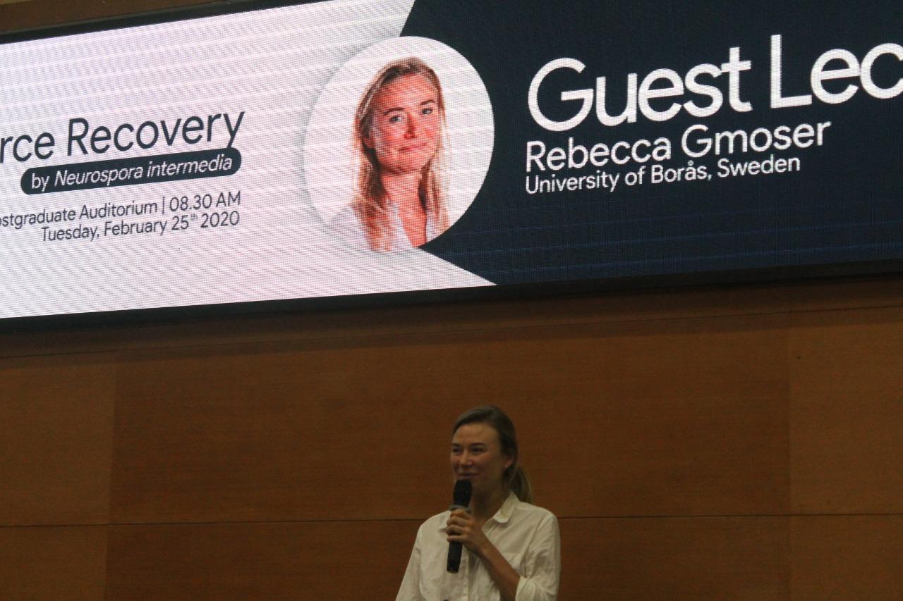 Prodi Pendidikan Teknologi Agroindustri Selenggarakan Guest Lecture