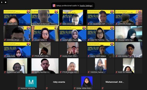 Tim PKM DPTE FPTK UPI Selenggarakan Pelatihan  Technopreneur bidang Smart Healthcare System berbasis Internet of Things (IoT) bagi Mahasiswa