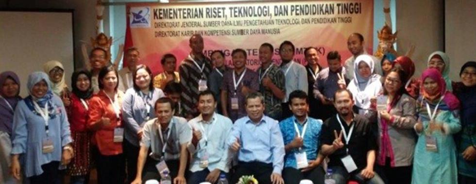Dekan FPTK UPI Utus 2 orang Pranata Laboratorium Pendidikan Ikuti Bimbingan Teknis Tenaga Kependidikan