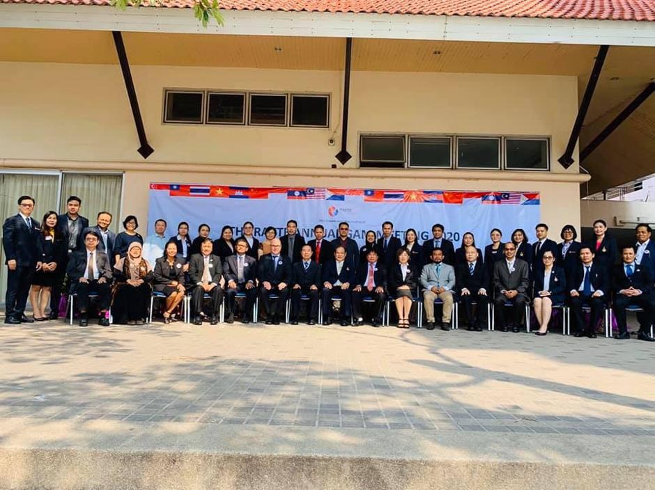 Dekan FPTK UPI Utus Tiga Orang Dosen Ikuti Annual GAM Meeting