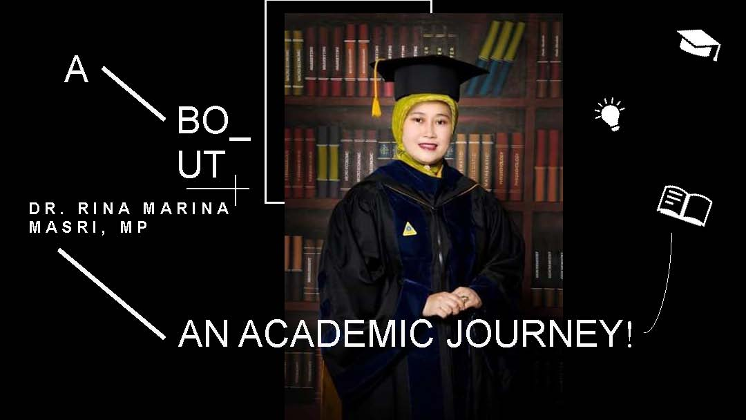 Academic Journey of Dr. Rina Marina, Masri