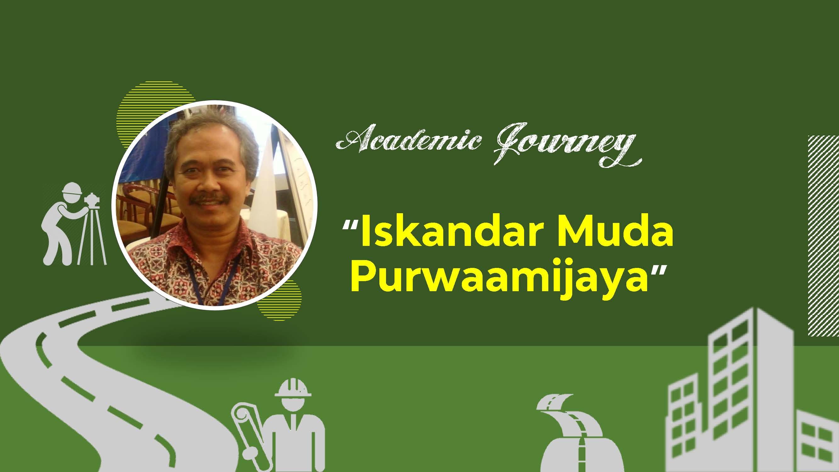 Academic Journey of Dr. Ir. Drs. H. Iskandar Muda