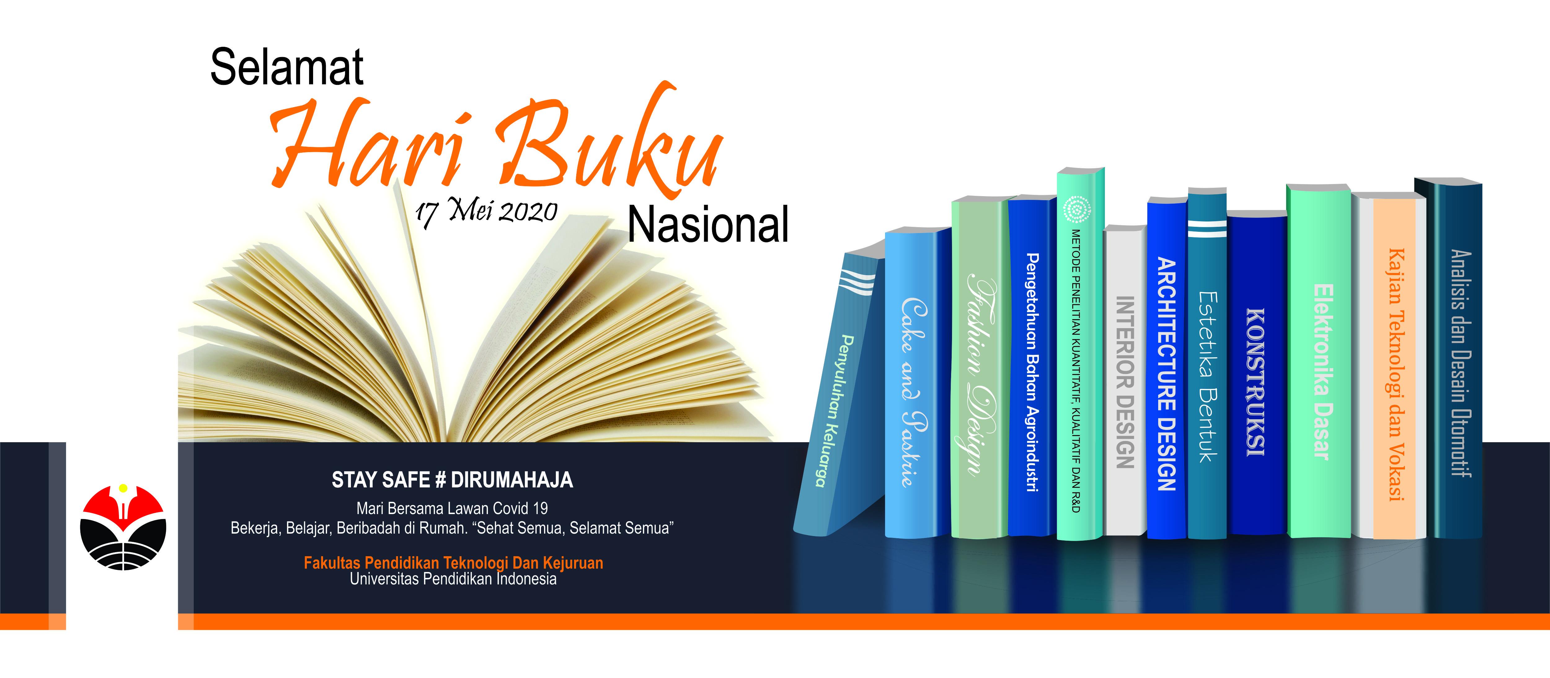 Selamat Hari Buku Nasional