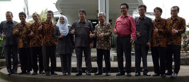 Asesor BAN-PT Visitasi Prodi Pendidikan Teknik Mesin FPTK UPI