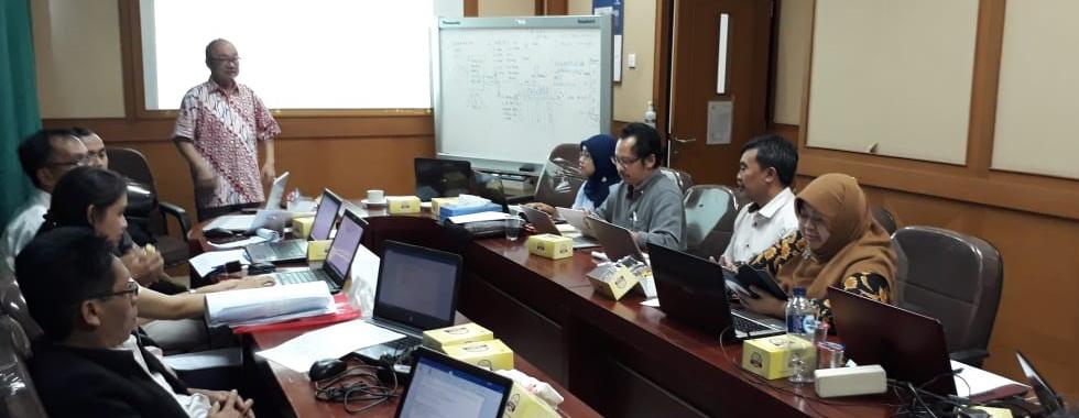 Pelatihan Menetapkan Indonesian Core Skill