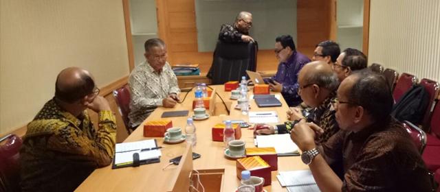 Dekan FPTK UPI Utus Dosen Mewakili FPTK UPI Untuk Audiensi Dengan Menristekdikti