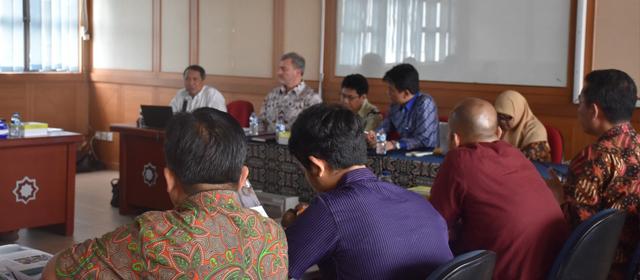 FGD Dengan Tim ADB UPI Tentang Konsep Centre of Excellence