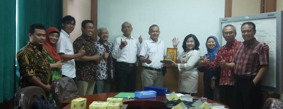 Jurusan Teknik Sipil FT Unesa Lakukan Kunjungan ke Departemen Pendidikan Teknik Sipil FPTK UPI