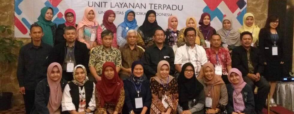 Liaison officer (LO) FPTK UPI Ikuti Workshop Penyusunan dan Penentuan Jenis Layanan ULT