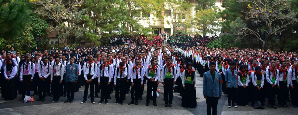 Dekan FPTK UPI Buka Opening Ceremony MOKAKU FPTK UPI 2018