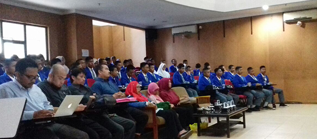 SMKN 1 Gunung Putri, Bogor Kunjungi FPTK UPI