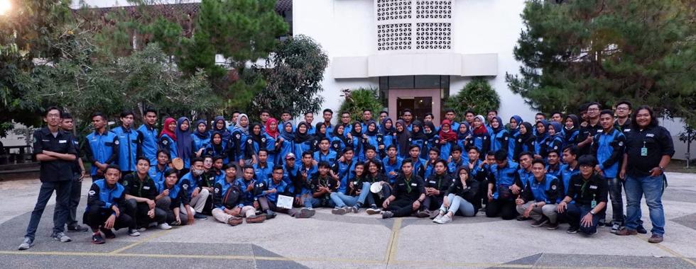 HMTE-UNP Lakukan Studi Banding ke HME FPTK UPI