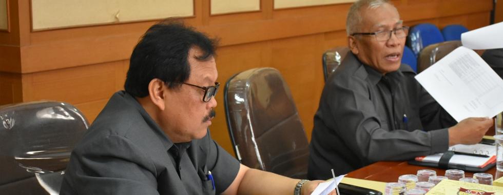 Warek PPSI UPI Menutup Program Pendampingan Pengelolaan Arsip Inaktif dan Penelusuran Arsip Statis di FPTK UPI