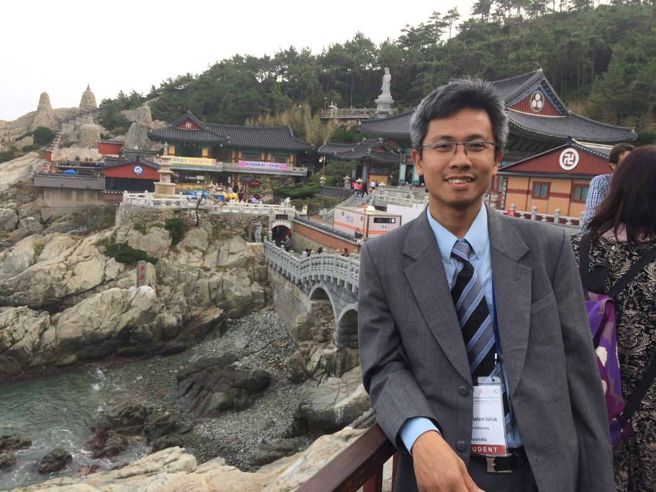 Haipan Salam, Ph.D: An Academic Career Journey at Glance