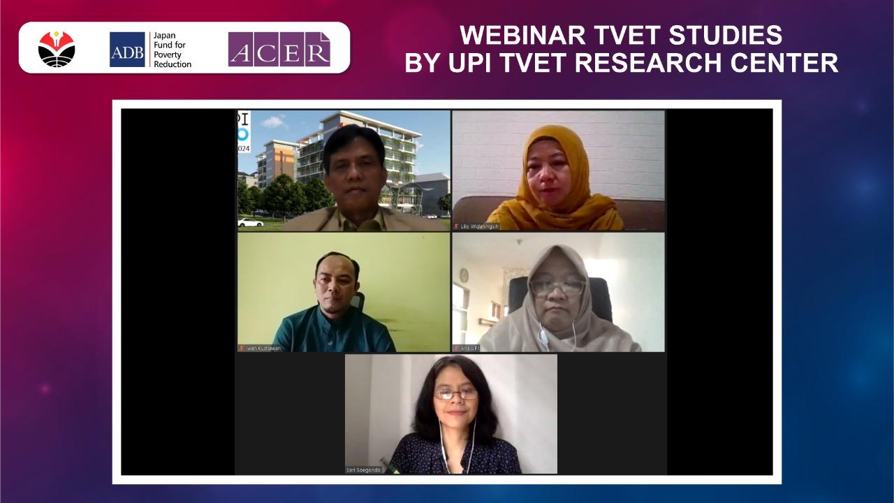 TVET RC UPI Beberkan Revolusi Blended Learning dan Pendekatan Merdeka Belajar
