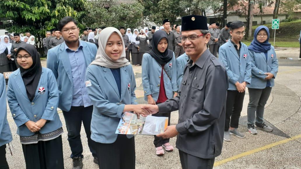 Sarah Istiqomah Widiaputri Terpilih Menjadi Mahasiswa Berprestasi FPTK UPI