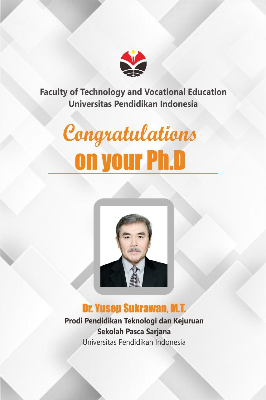 Congratulate On Your Ph.D
