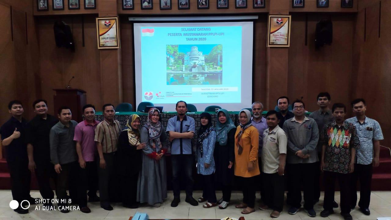 Musyawarah Persatuan Pranata Laboran Pendidikan Indonesia - Universitas Pendidikan Indonesia