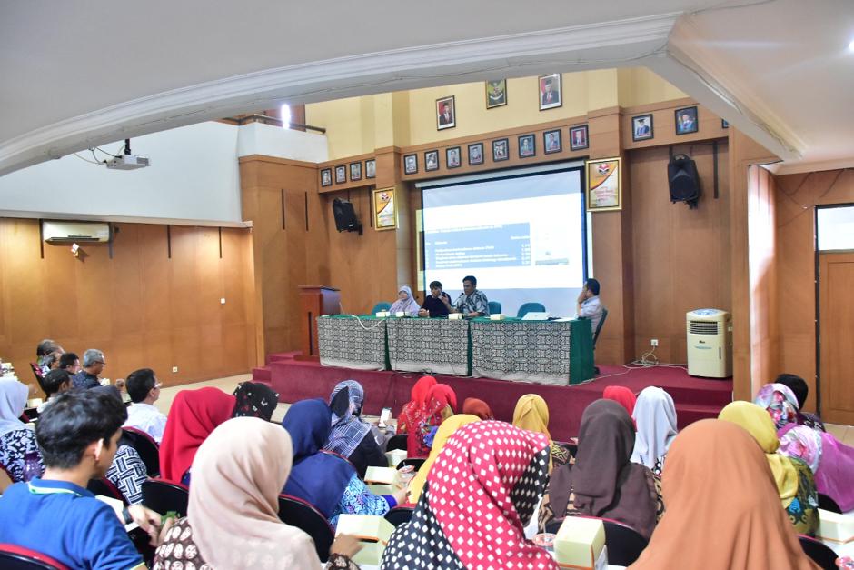 Rapat Akademik Persiapan Semester Genap Tahun Akademik 2019/2020