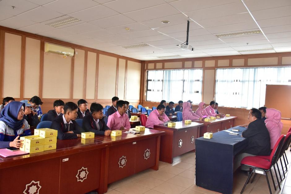 FPTK UPI Terima Kunjungan Kunjungan dari SMKN 1 Sukabumi