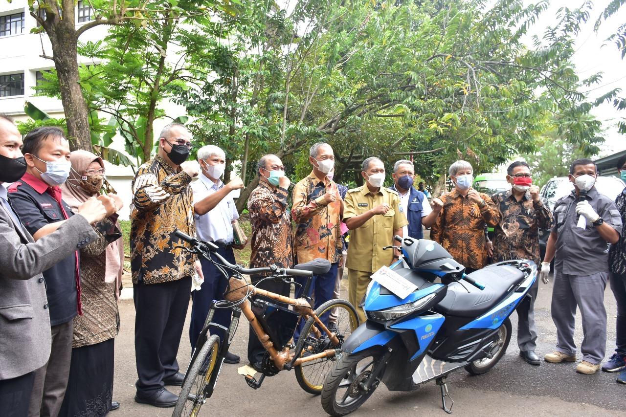 Walikota Bandung Kunjungi FPTK UPI