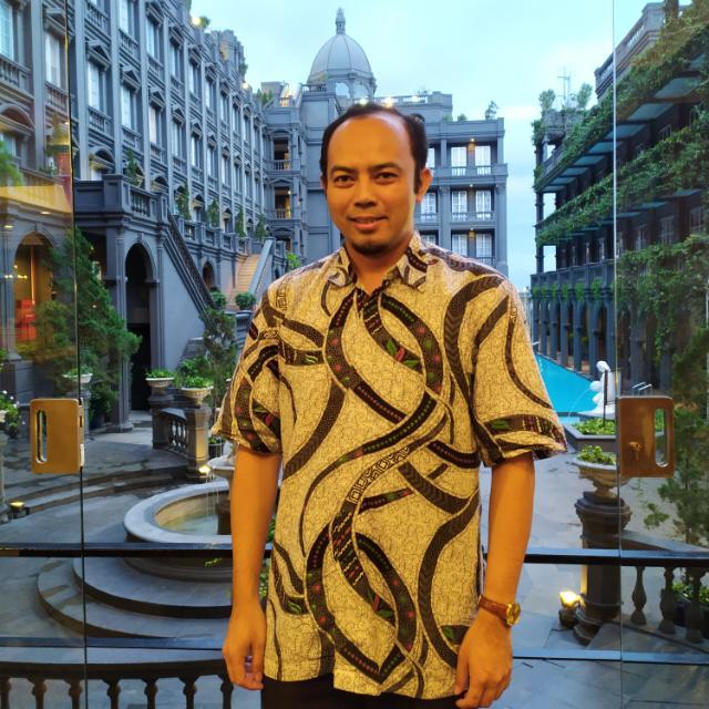 Selamat Iwan Kustiawan, S.Pd., M.T., Ph.D sebagai PIC program pelatihan dan pembelajaran ICT antara UPI dan Huawei tahun 2021